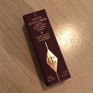 Charlotte Tilbury Matte Lipstick Walk of Shame